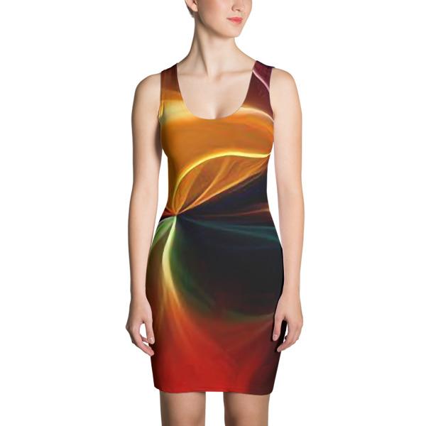 Slimline Dress